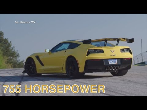 CORVETTE ZR – Most Powerful Corvette Ever Made