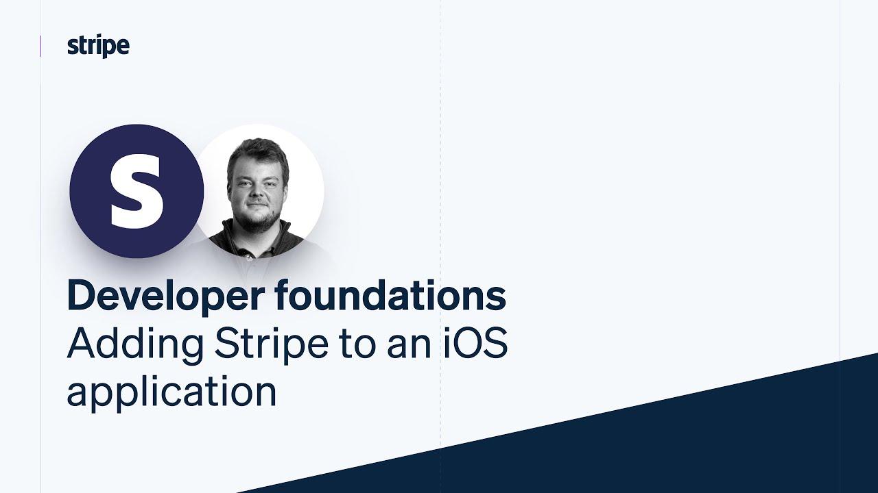 Adding Stripe to an iOS application