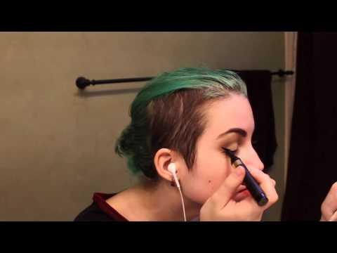 Daily Strega Makeup