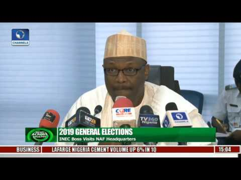 News Across Nigeria: INEC Voters Registration Continues Across States
