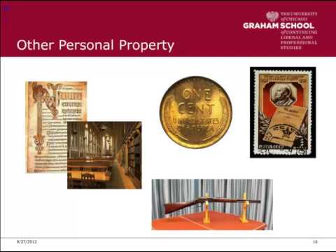Appraising Personal Property