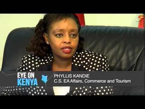 Kenya's tourism sector revenue down 7.4%