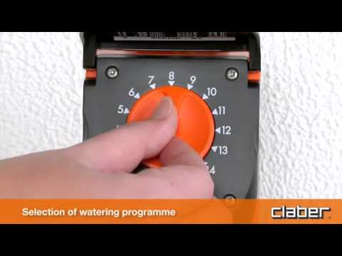 Claber Pratico Water Timer