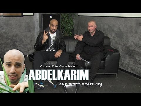 UnArt Live TV - Interview Abdelkarim, Kaue Gelsenkirchen 2013