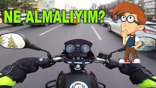 Başlangıç Motoru Nasıl Seçilir? | Hangi motosikleti almalıyım?