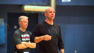 All-access: Jason Kidd Runs Milwaukee Bucks Practice In London