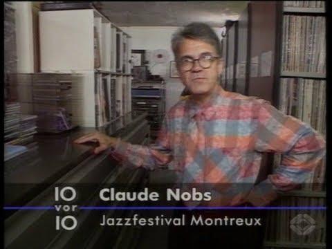 Porträt Claude Nobs (1991)