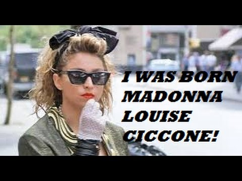 Mandela Effect( Madonna Was Born MADONNA LOUISE CICCONE In This Reality) Please Vote #77
