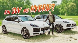Warum der NEUE Cayenne E-Hybrid jetzt besser ist