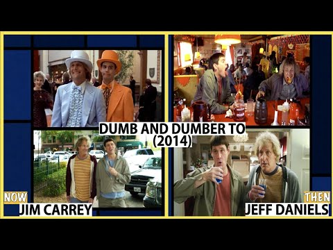 Download DUMB AND DUMBER TO (2014) - CAST_jim carrey_it's not the funniest