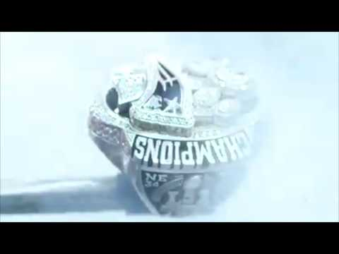 Patriots Will Receive Their Super Bowl Rings Thursday Night!!