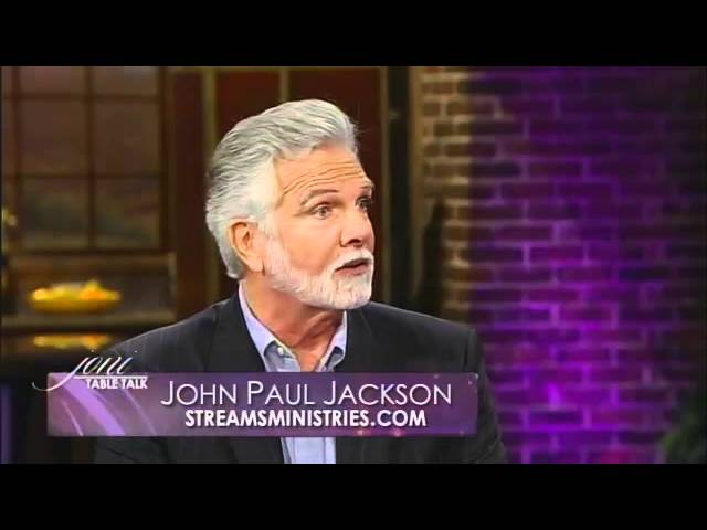 John Paul Discusses Angels, Demons, and Spiritual Beings on Joni Table Talk