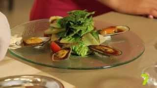 Завтрак на 7 с «KADORR Restaurant».  Цезарь с мидиями