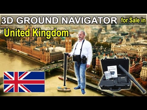 Okm 3D Ground Navigator for Sale in United Kingdom