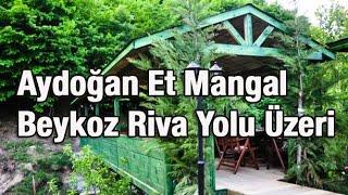 İstanbul Beykoz Riva Yolu Aydoğan Et Mangal Mesire Alanı