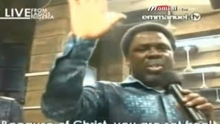 SCOAN 07/06/14: Saturday Prayer Line, Prophecies / Deliverance With Prophet TB Joshua, Emmanuel TV