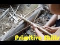 Primitive Technology: Make a Crossbow Primitive