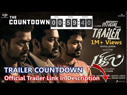 Bigil Trailer Countdown | Thalapathy Vijay, Nayanthara | A.R Rahman | Atlee | AGS