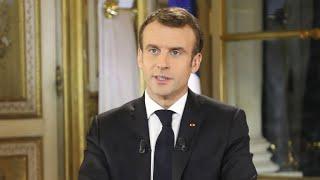 REPLAY - Smic, CSG, ISF... Revoir l'allocution d'Emmanuel Macron en pleine crise des Gilets jaunes