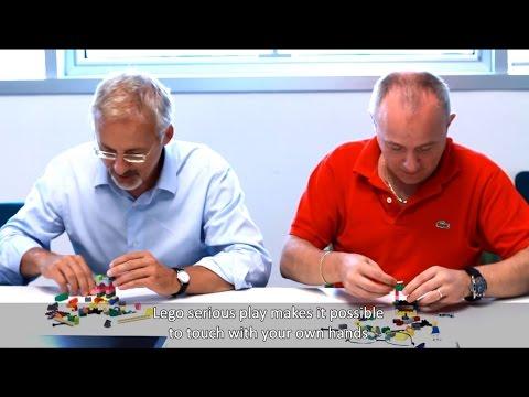 Competenze e Identità: metafore visive e modelli strategici    Lego Serious Play