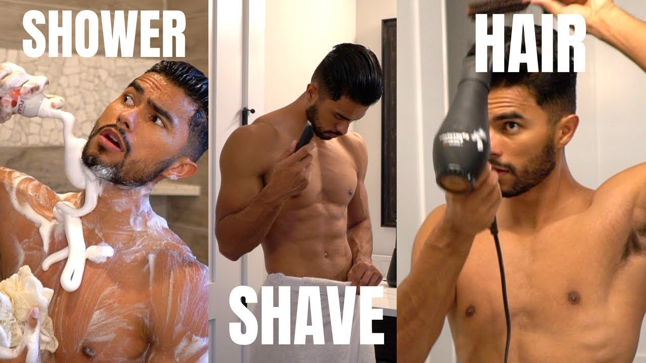 Download 5 Grooming Routines ALL Good Looking Guys Should Do
