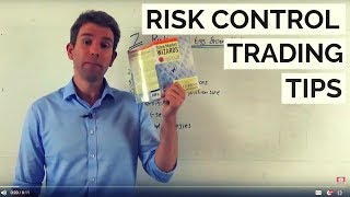 7 Risk Control Tips from Market Wizards 👍