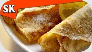 PANCAKE RECIPE - English Style - Are you a Tosser - No Baking Powder(, 2013-01-02T01:57:18.000Z)
