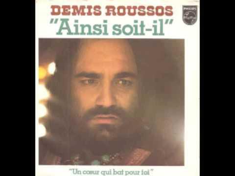 Démis Roussos - Amapola