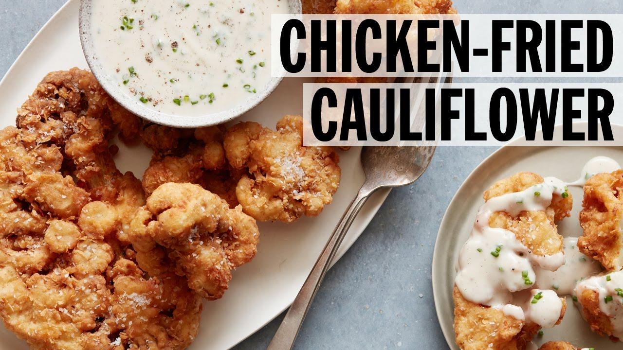 Cauliflower Steak Recipe Food Network