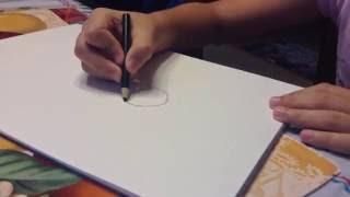 Drawing Gidget