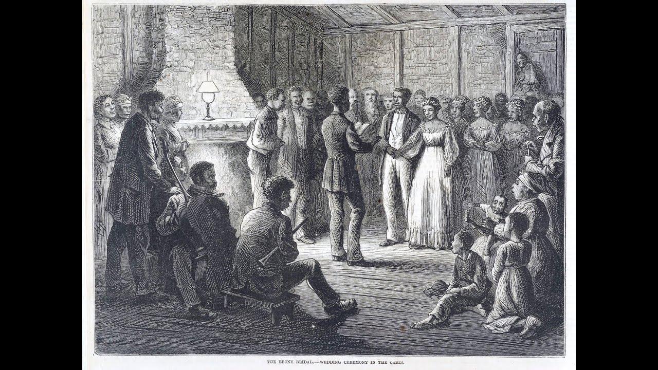 Ebony slaves