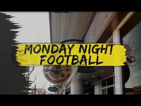 Monday Night Football at The Coeur d'Alene Taphouse Unchained