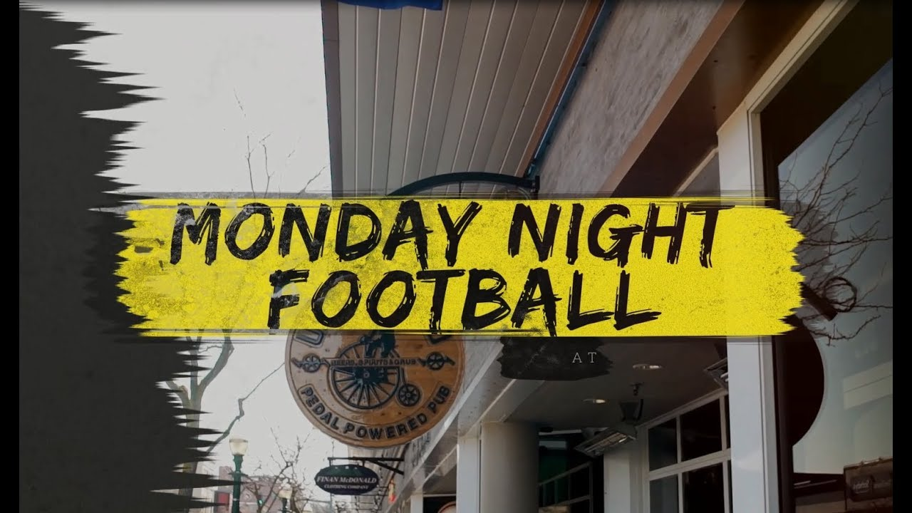 Monday Night Football at The Coeur d'Alene Taphouse Unchained!