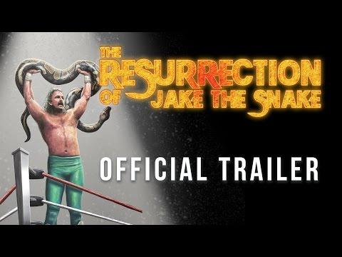 Resurrection of Jake The Snake Documentary Trailer 2