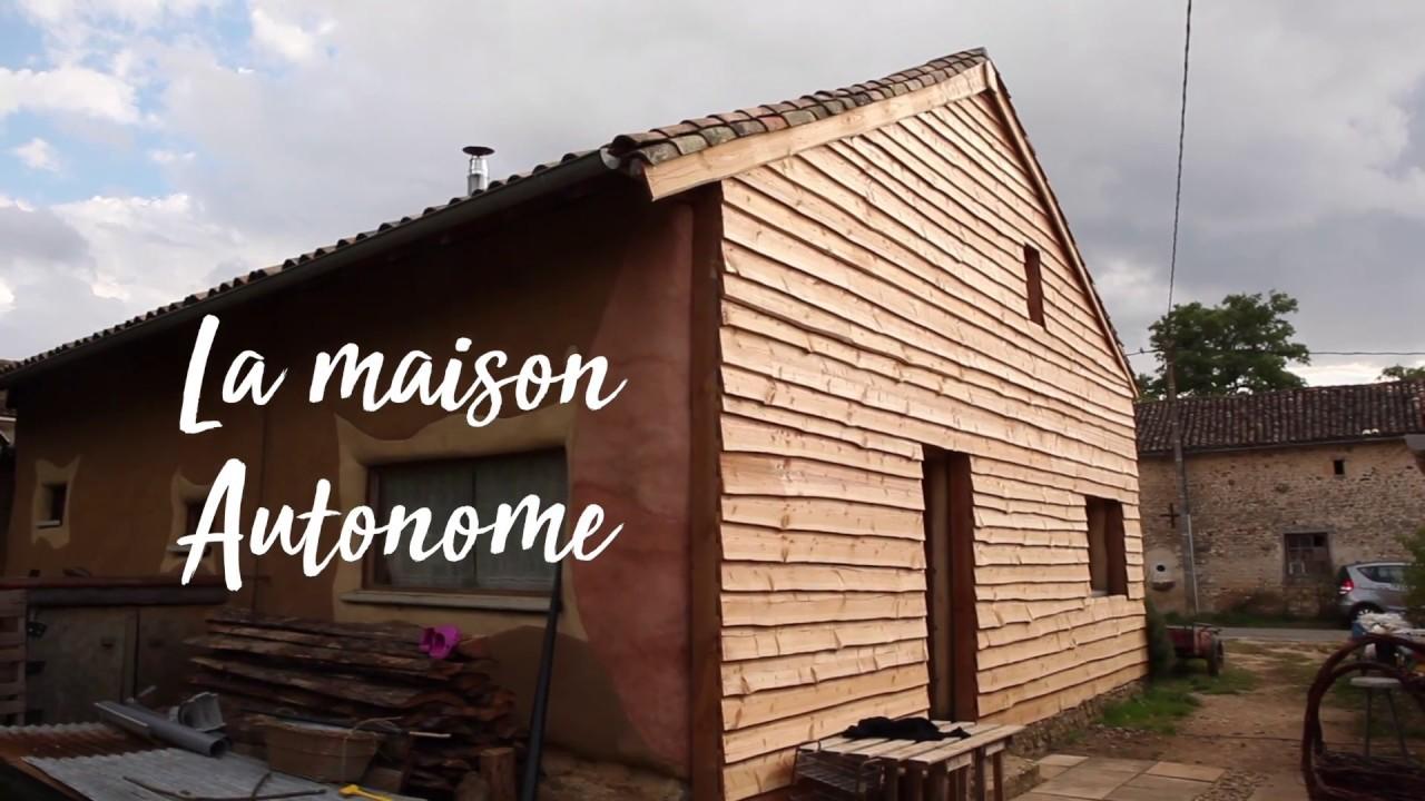 Permaculture et autonomie notre maison autonome bioclimatique et naturelle