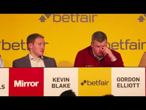 Betfair Cheltenham Festival 2017 preview night   Full replay from the Emirates featuring Paul Nichol