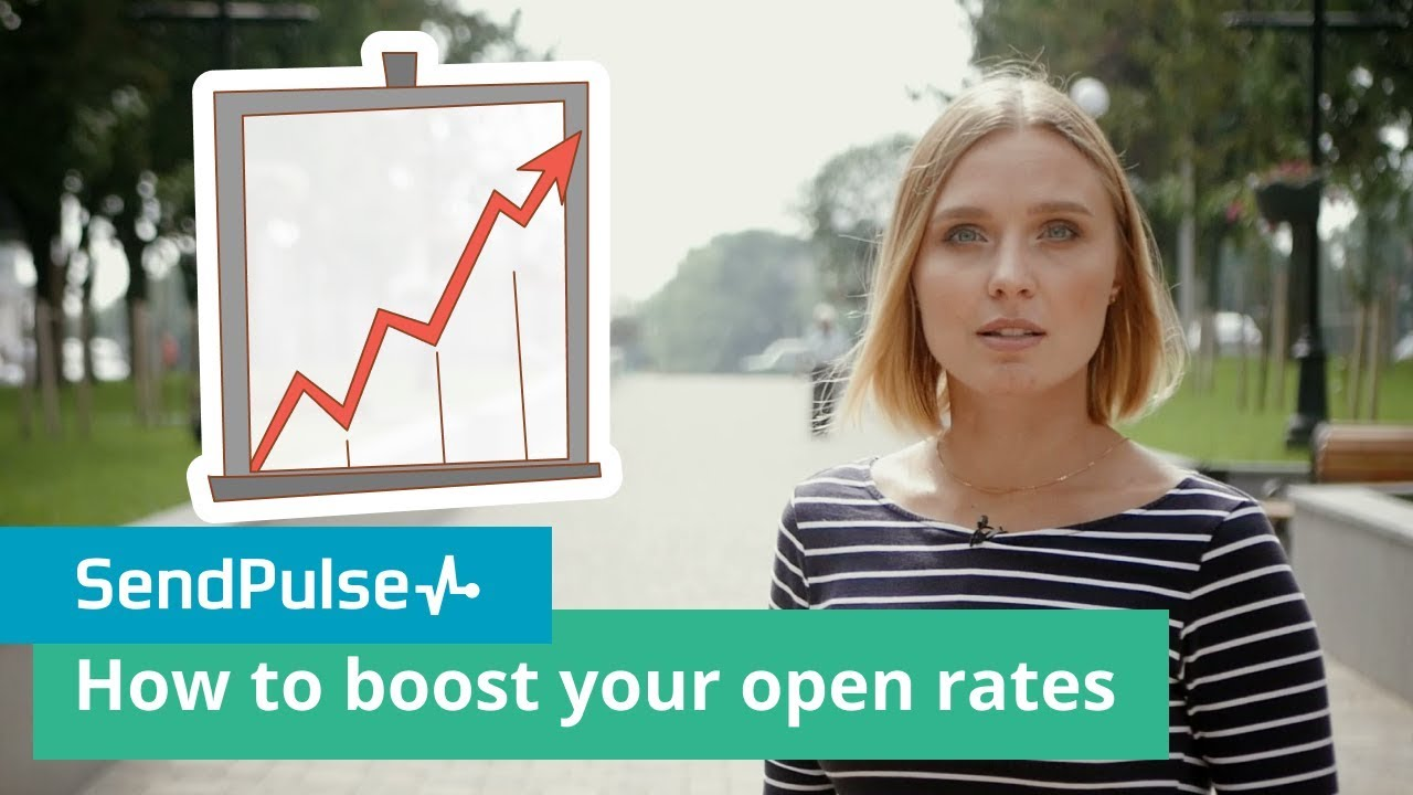 How to boost your open rates