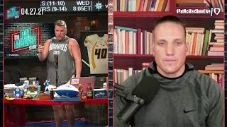 The Pat McAfee Show | Tuesday April 27th, 2021