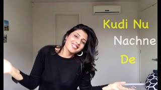 Kudi Nu Nachne De:Angrezi Medium   Shikha ~ Away from Home - Melbourne, Australia #StayHome#StaySafe