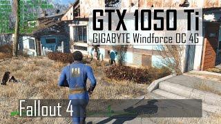 Fallout 4 | High & Ultra 1080p | GTX 1050 Ti | i5-4460