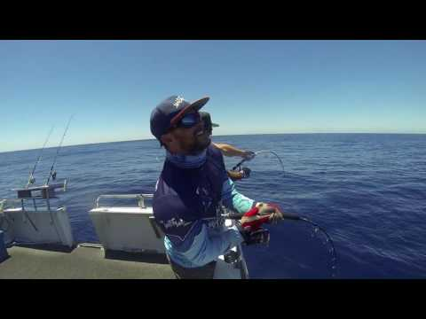 Perth Samson Fish Jigging 2016 with Saltwater Charters WA