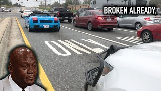 homepage tile video photo for I got the world's cheapest Lambo(and it immediately broke down)