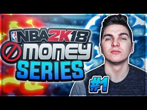 THE ULTIMATE NO MONEY SPENT SERIES! NBA 2K18 BUDGET SQUAD #1