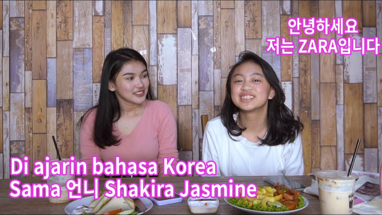 Zara Leola & Shakira Jasmine - All About Korean (Part 1)