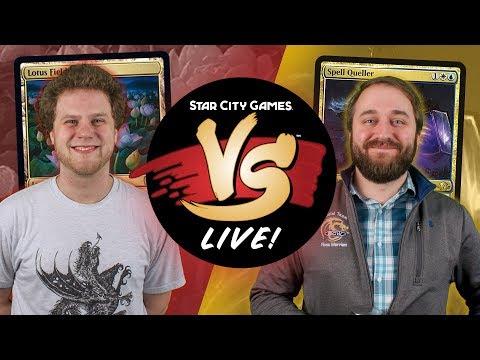 VS Live! | Lotus Breach VS Bant Spirits | Pioneer | Match 1