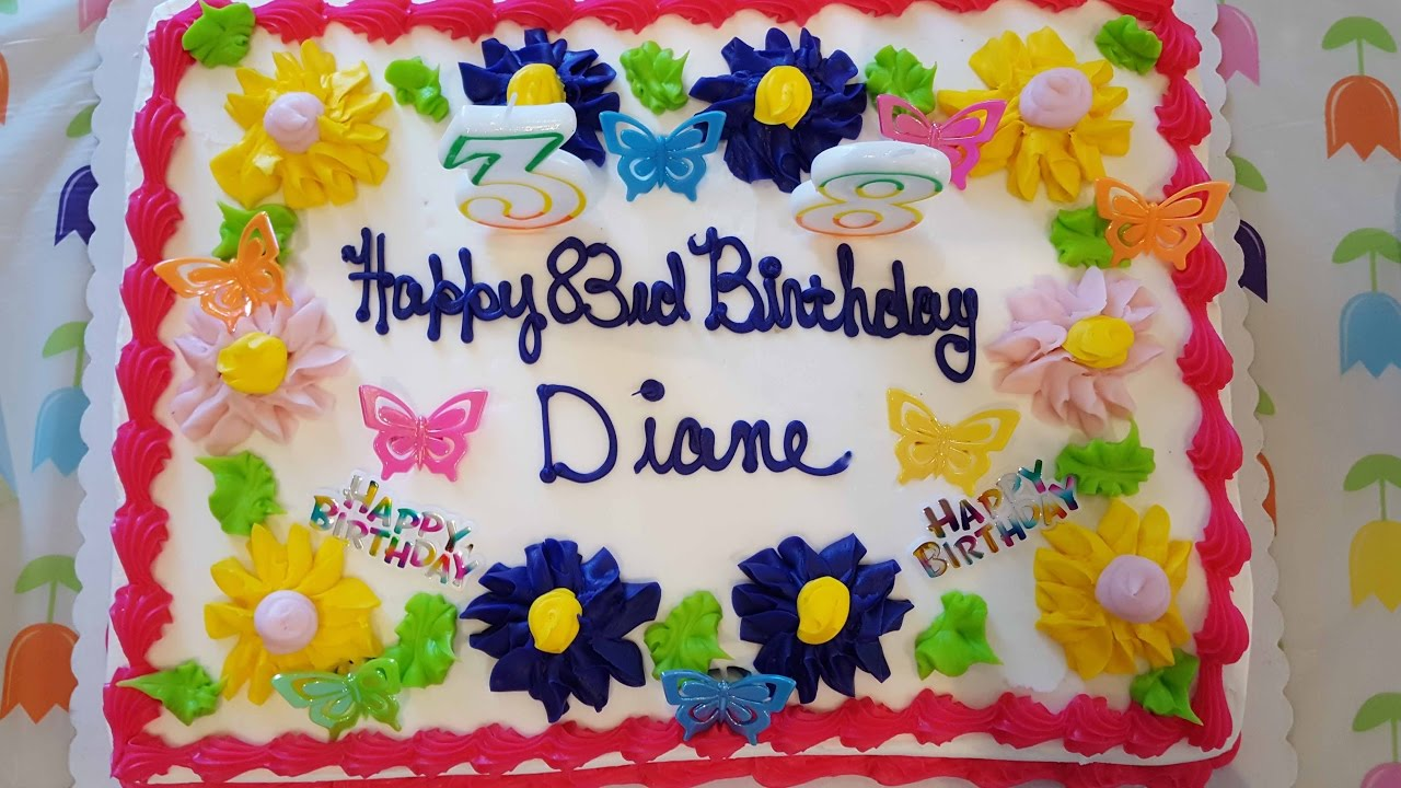 Diane's Surprise Birthday Party 2017