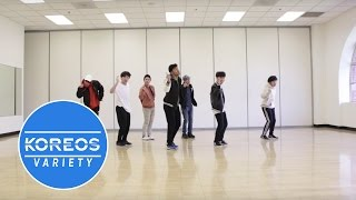 Video [Koreos Variety] EP 19 - 2X Faster Challenge: BTS Not Today (Male & Female Ver.) download MP3, 3GP, MP4, WEBM, AVI, FLV Agustus 2018