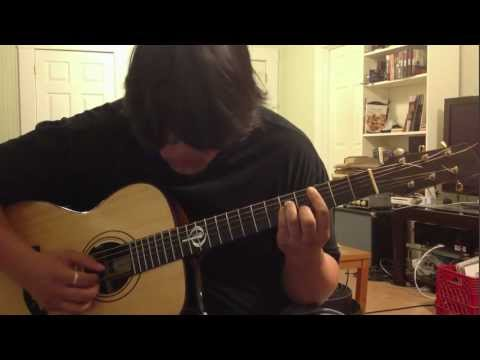 Thom Yorke - Analyse (Acoustic Cover) [HD]