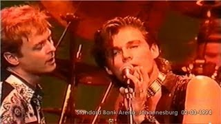 a-ha live - The Swing of Things  (HD) - Standard Bank Arena, Johannesburg - 02-03-1994