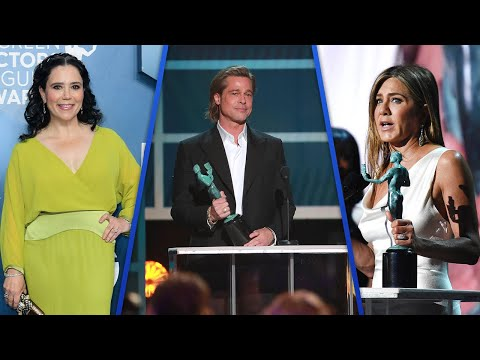SAG Awards 2020: The Most Memorable Moments